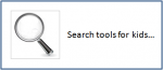B Search Tools for Kids